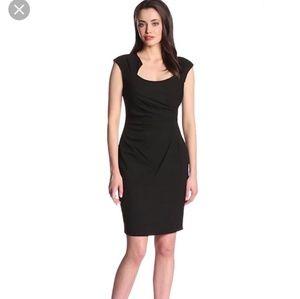 NWT Calvin Klein little black dress  sz 10